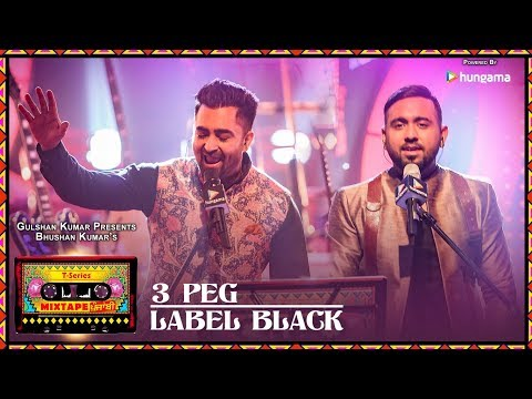 3 Peg & Label Black Sharry Mann