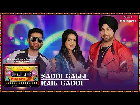 Saddi Galli-Rail Gaddi video song