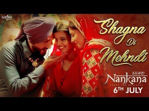 Shagna Di Mehndi video song