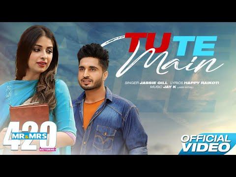 Tu Te Main (Mr & Mrs 420 Returns) video song
