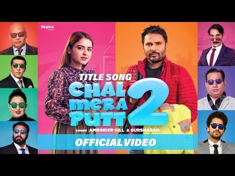 Chal Mera Putt 2 Title Song video song