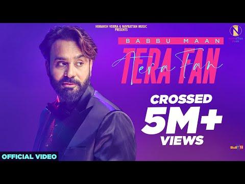 Tera Fan video song
