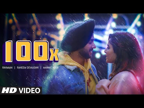 100X video song