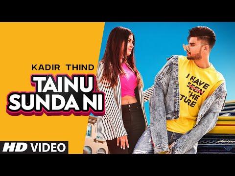 Tainu Sunda Ni video song