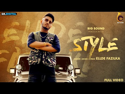 Style video song