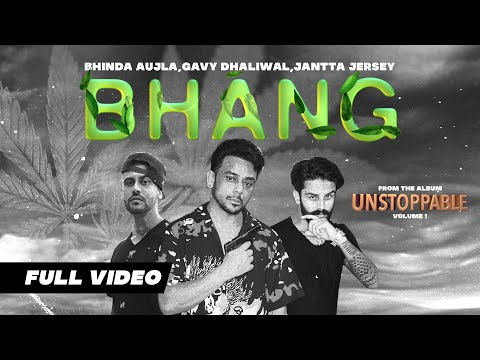 Bhang video song