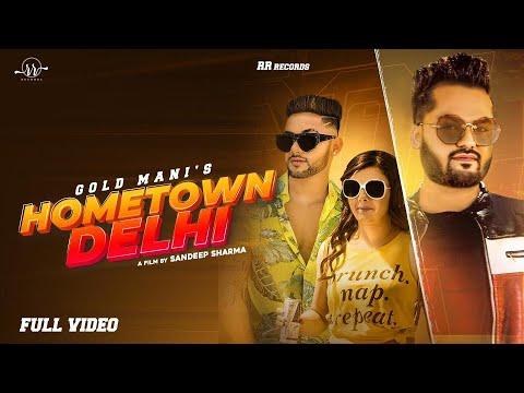 Hometown Delhi Gold Mani