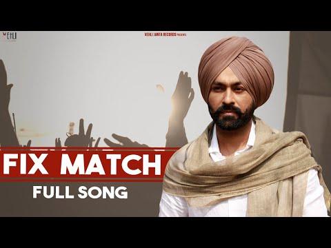 Fix Match video song