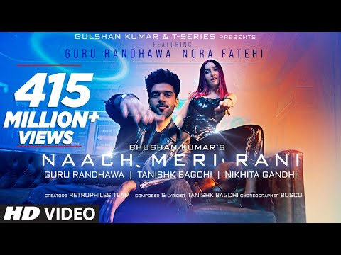 Naach Meri Rani video song