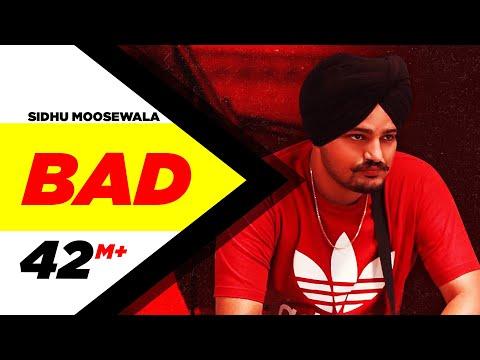 Bad Sidhu Moose Wala