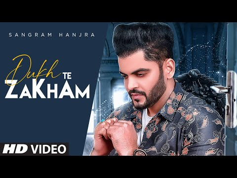 Dukh Te Zakham video song