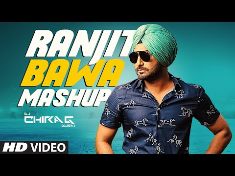 Ranjit Bawa Mashup video song