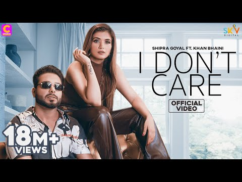 I Dont Care video song