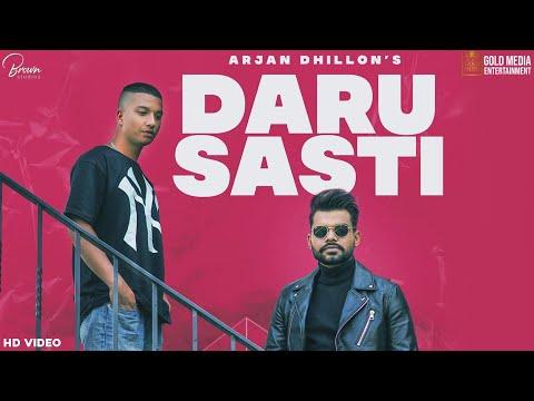Daru Sasti video song