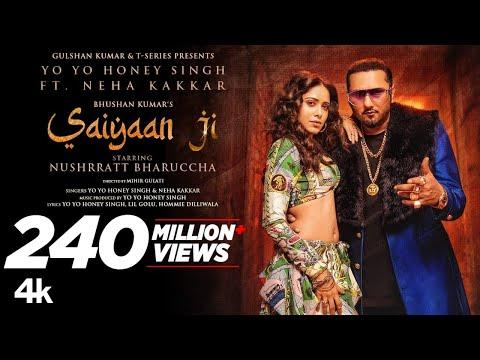 Saiyaan Ji video song