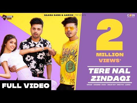 Tere Nal Zindagi video song
