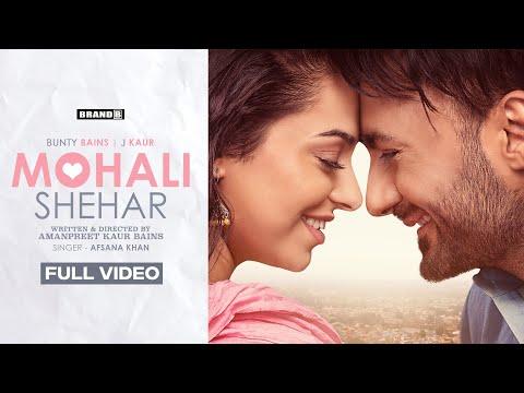 Mohali Shehar video song