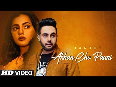 Akhan Cho Paani video song