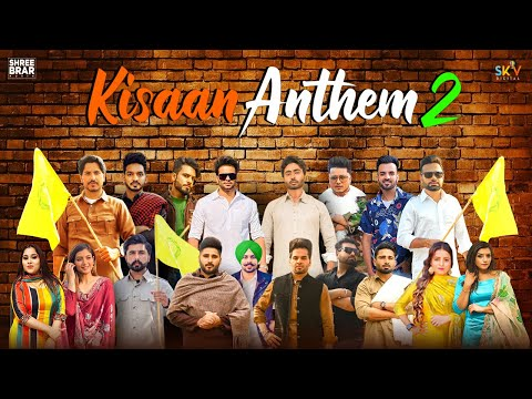 Kisaan Anthem 2 Mankirt Aulakh