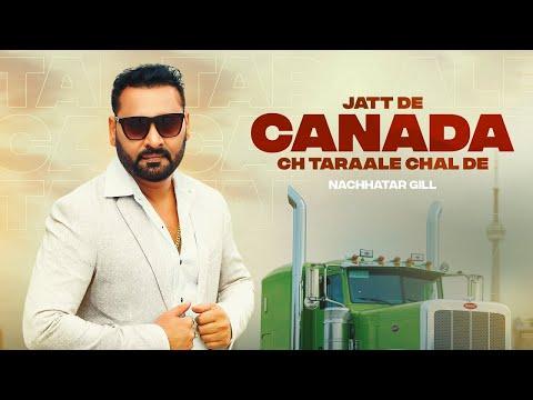 Jatt De Canada Ch Taraale Chal De video song